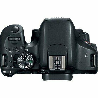Canon T7i DSLR Starter Bundle