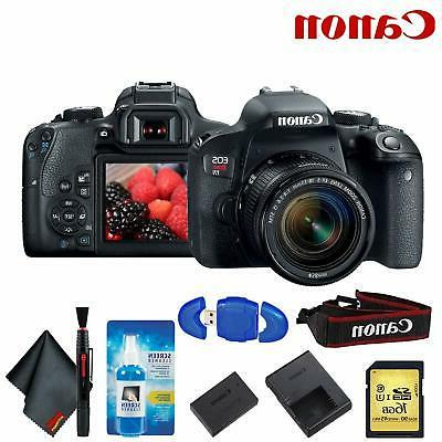 eos rebel t7i dslr camera accessory kit