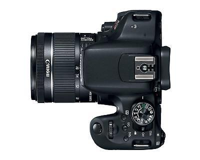 Canon Rebel DSLR Camera kit EF-S 18-55mm Open Demo