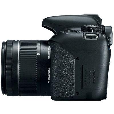 Canon DSLR 18-55mm Lenses + 64GB Kit