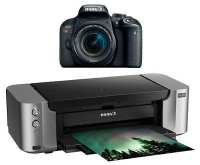 Canon EOS Lens Black