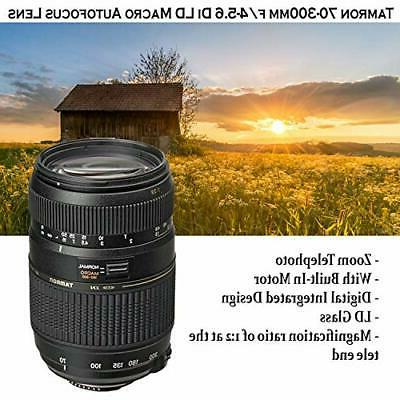 Canon DSLR Camera with & Professional Kit