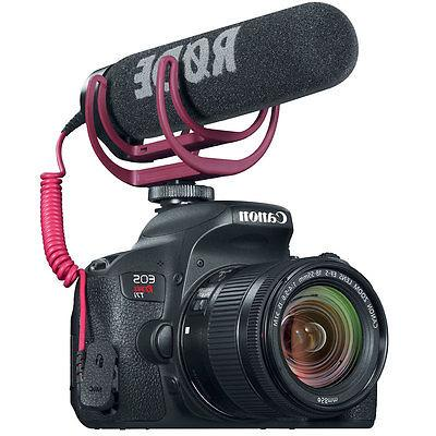 DSLR Camera Video Kit + Lens Bundle