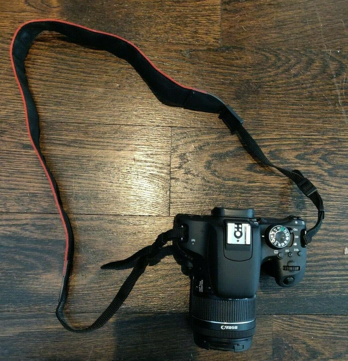 Canon EOS EF-S 18-135mm STM