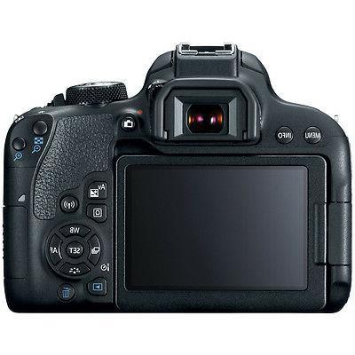 Canon Rebel DSLR Creator Kit + 18-55mm Bundle