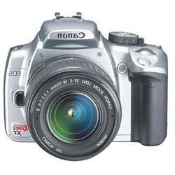 Canon EOS Digital Rebel XT 8.0 Megapixel SLR Digital Camera