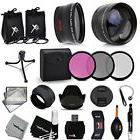 Essential 58mm Accessory Kit for CANON EOS 80D, 70D, EOS 60D