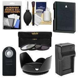 Essentials Bundle for Nikon D5200, D5300 DSLR Camera & 18-14