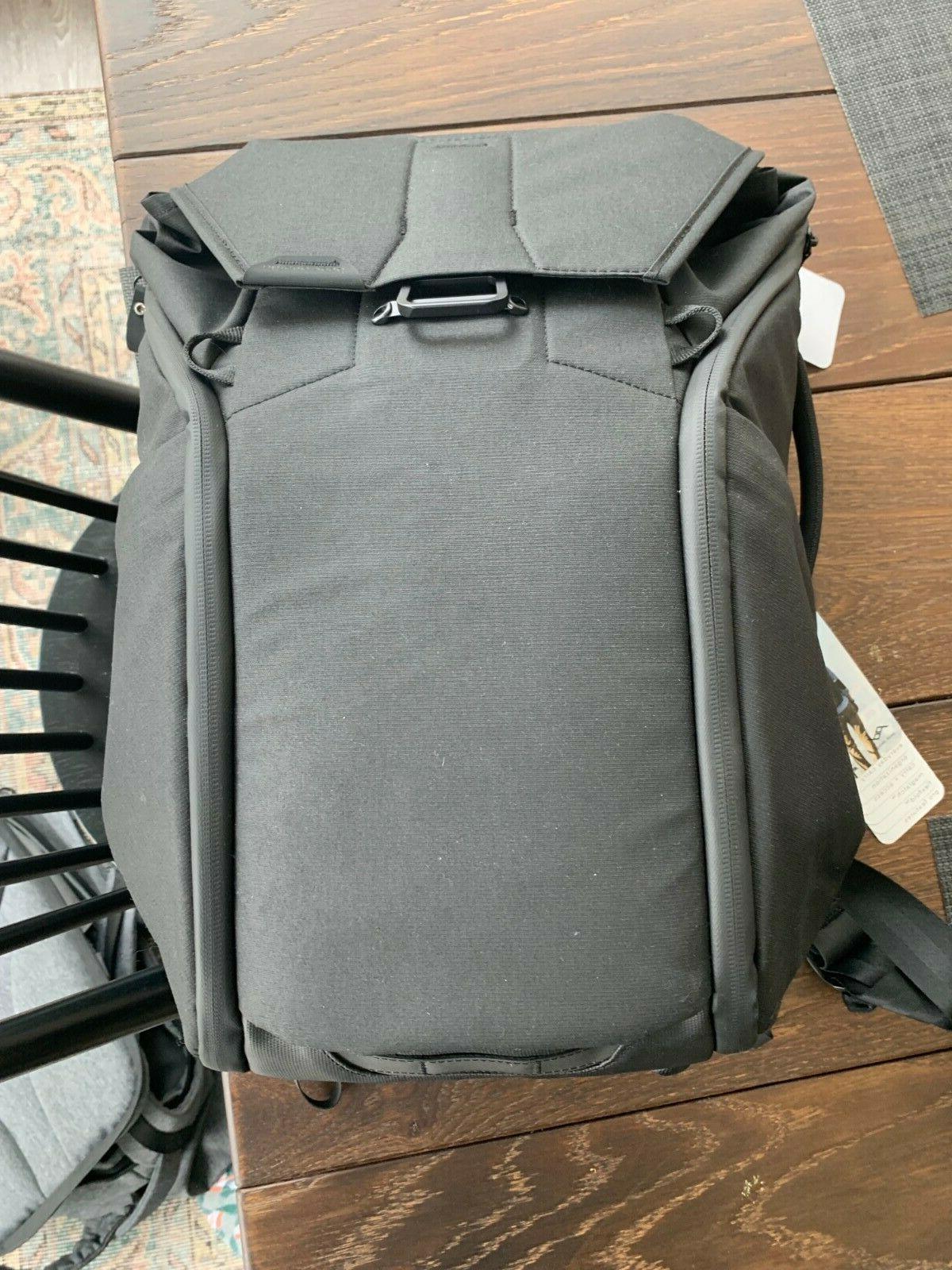 Peak Design 20L BLACK with