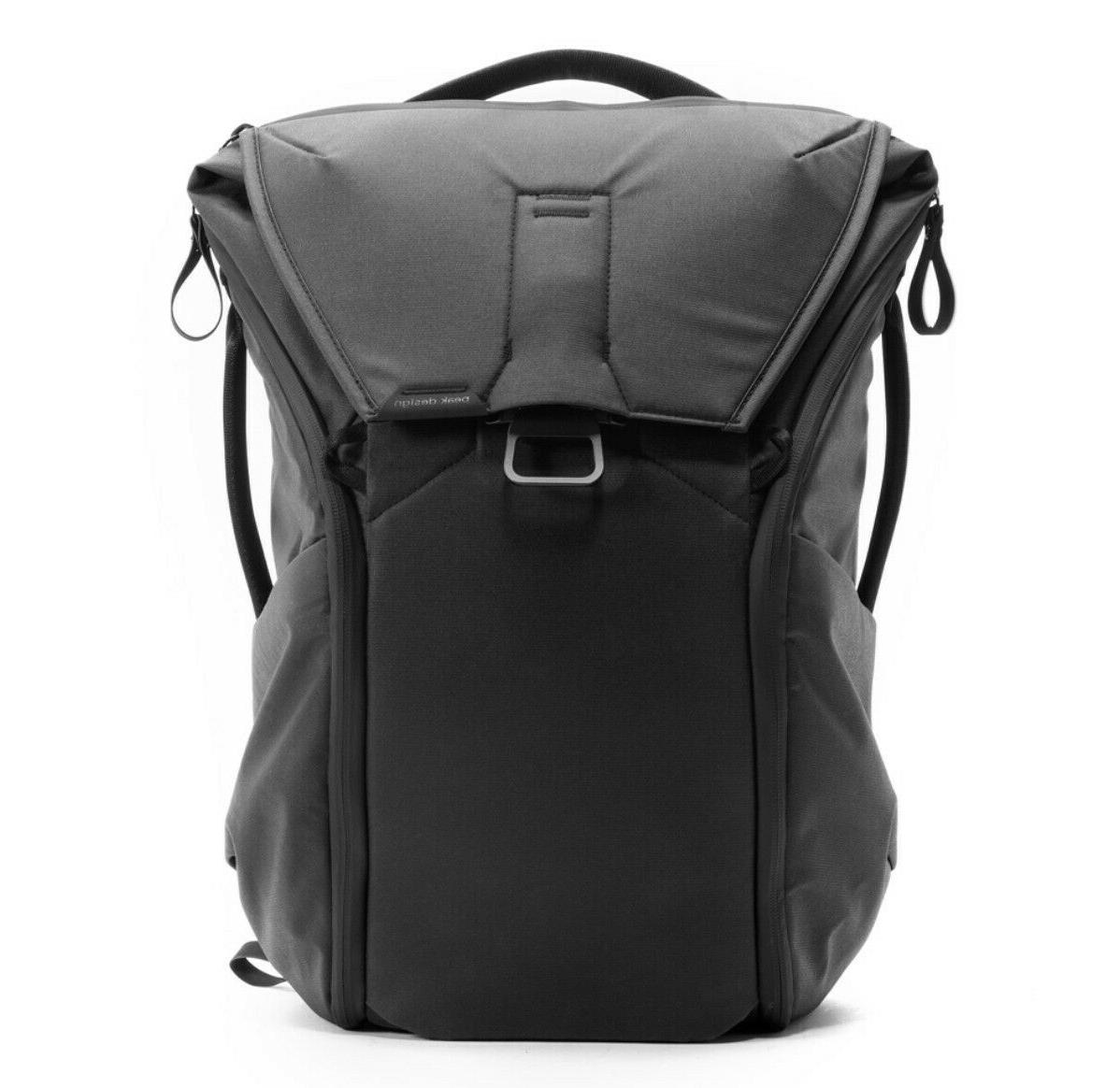 everyday backpack 20l black new with tags