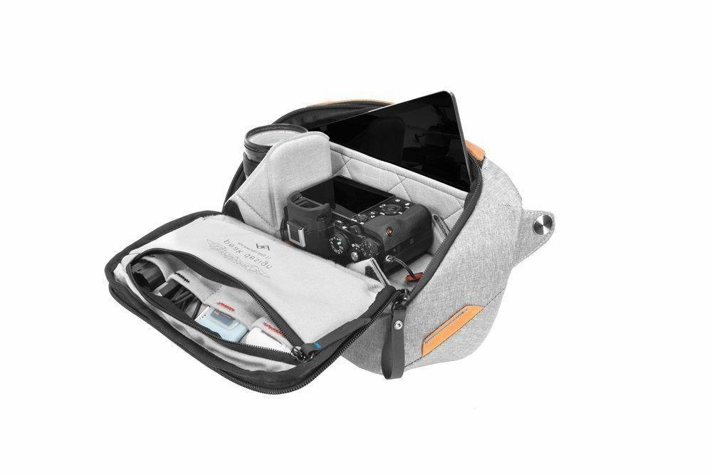 Peak Everyday 5L Ash. Premium Bag DSLR Mirrorless