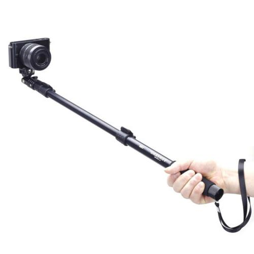 Extendable Selfie Stick Handheld For iPhone DSLR
