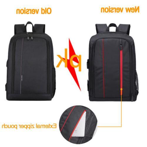Extra DSLR Camera Bag Case For