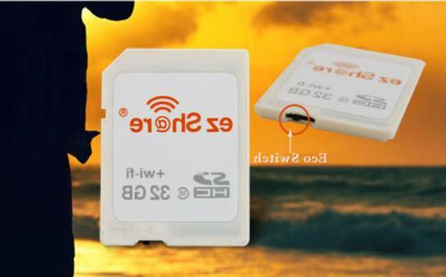 EZ Card 8GB 16GB 64GB SDHC Flash Memory SD