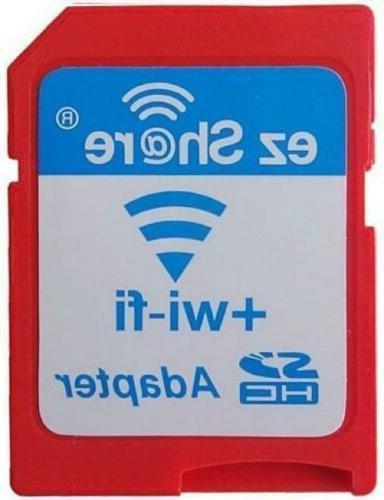 ez share wifi sd memory