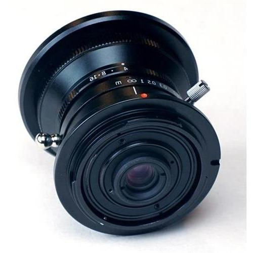 SLR Magic 8mm f/4.0 Ultra Angle Lens for Micro Cameras