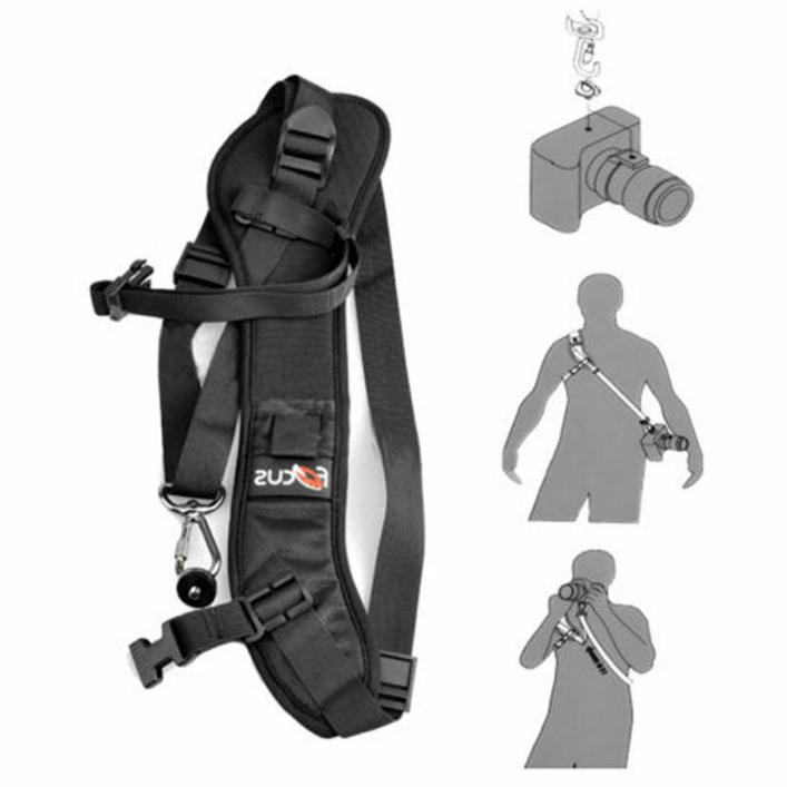 Focus F-1 Quick Rapid Shoulder Sling Belt Neck Strap For DSL
