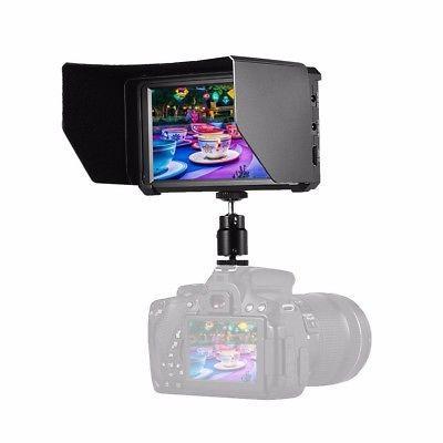 Feelworld IPS 4K HDMI On Camera Monitor DSLR Stabilizer