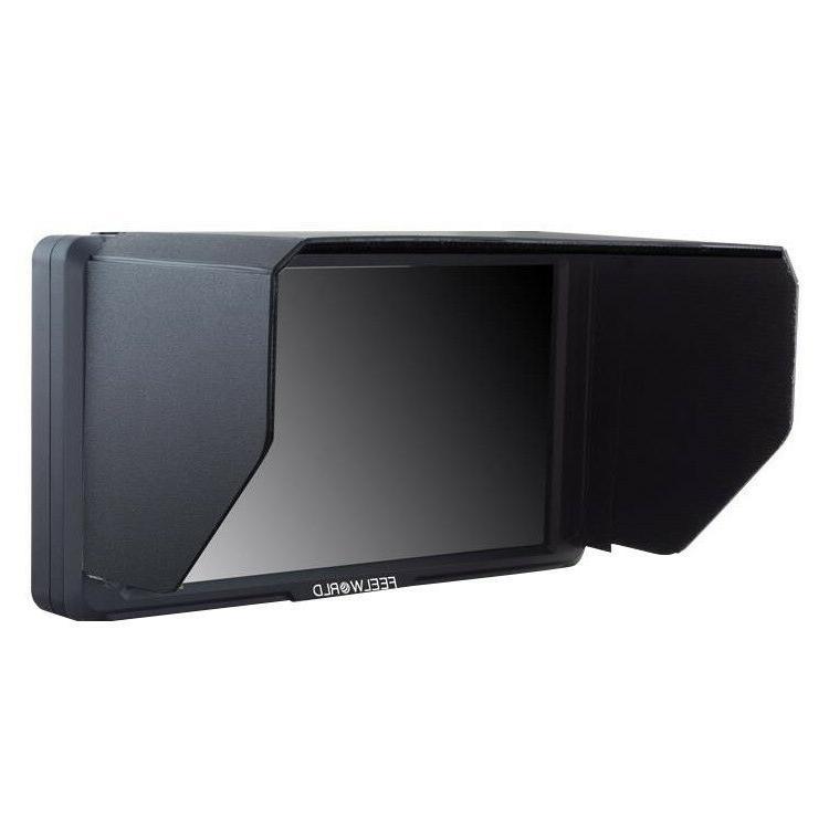 FEELWORLD F5 HD Monitor, IPS 1920x1080 With
