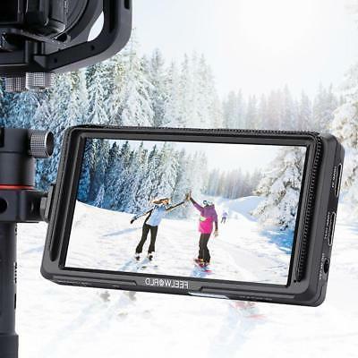 Feelworld HD Monitor, IPS 1920x1080 With