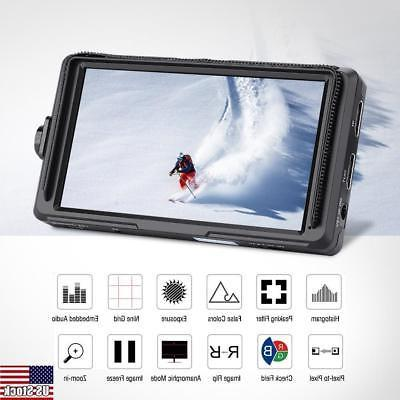 feelworld f6s hd on camera monitor 5inch