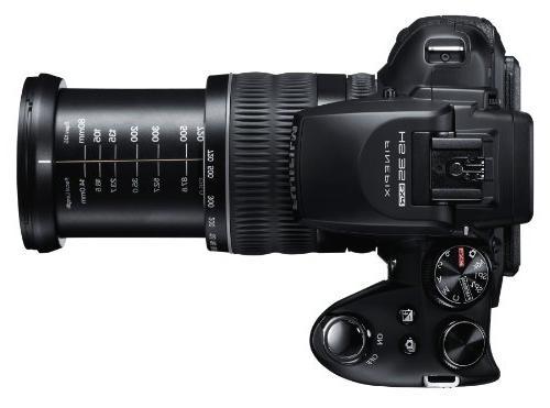 Fujifilm HS35EXR Digital Camera 3-Inch LCD