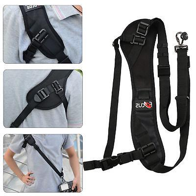 Universal Quick Rapid Shoulder Belt Neck Strap For Camera SLR