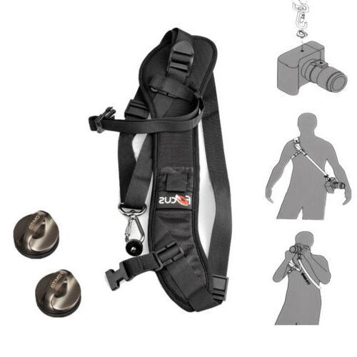 focus f1 quick rapid shoulder sling belt