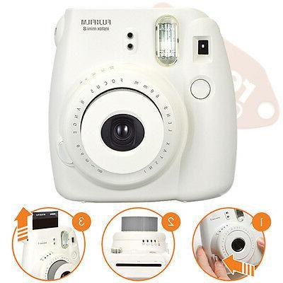 Fuji Instax Mini 8 Fujifilm Instant Film All