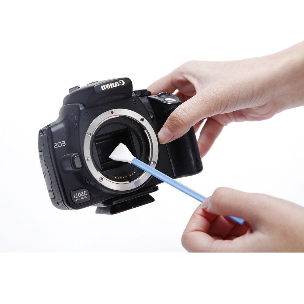 VSGO Full Camera Cleaning Kit Swabs 0.5oz Fluid