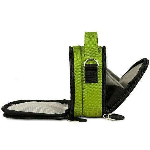Green Camera Shoulder Bag Case for Sony HX99 / RX100