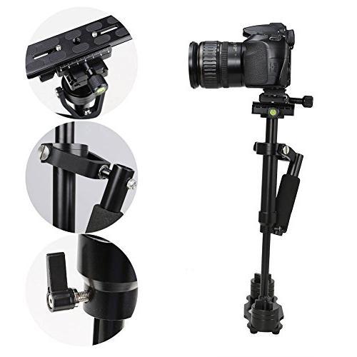 Koolertron Steadicam Version Camera Video Nikon with