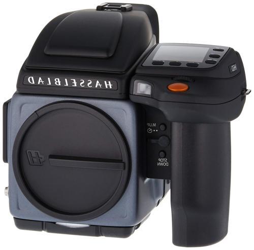 h6d 100c medium format dslr camera gray