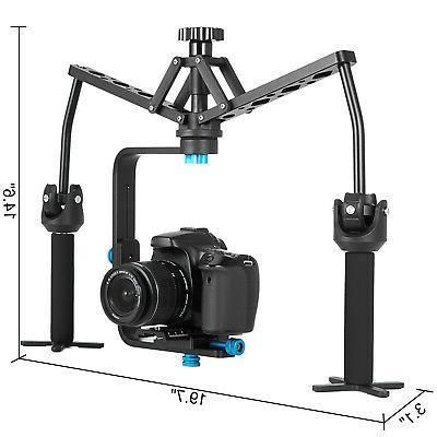 Handheld Gimbal For DSLR Camera