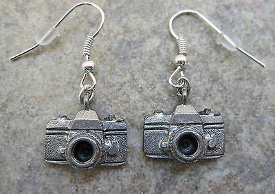 Handmade Camera Earrings ~ ~ SALE!