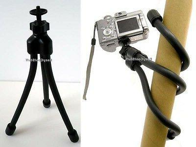 heavy duty flexible tripod for dslr camera