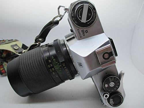 Asahi Pentax Spotmatic SLR Professional 35MM - Honeywell