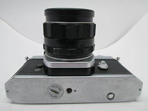 Asahi Spotmatic SLR Professional 35MM - Honeywell