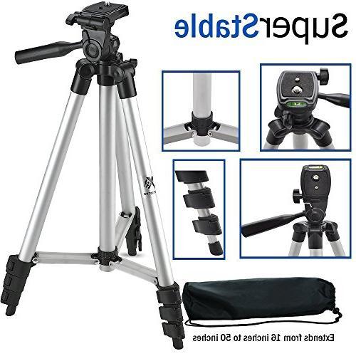 Professional Accessory Kit For Nikon L340, L100, L110, L120, L830, L840, Kit 10 Compact