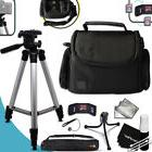 "60"" inch TRIPOD + Padded Camera CASE / BAG f/ Canon EOS Rebe"