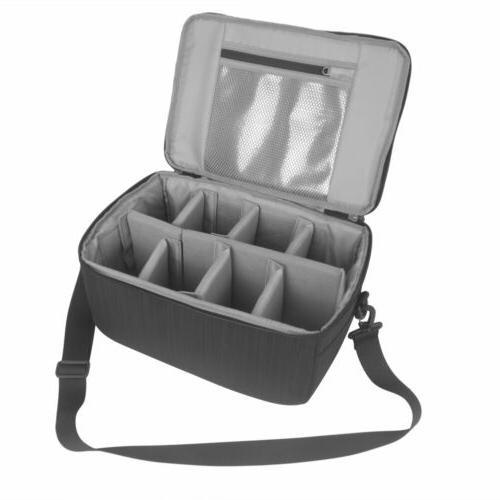 Koolertron Insert Bag Purse DSLR Lens Pouch Cover