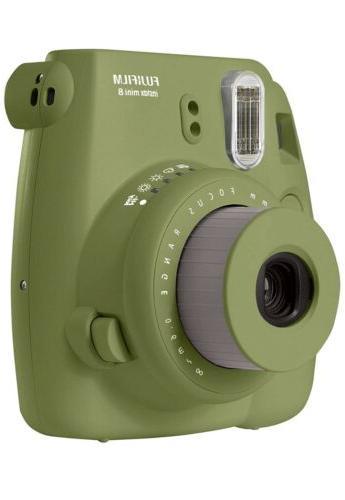 Fujifilm instax 8 Instant Film International Warranty