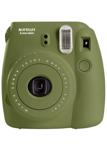 instax mini 8 instant film camera avocado