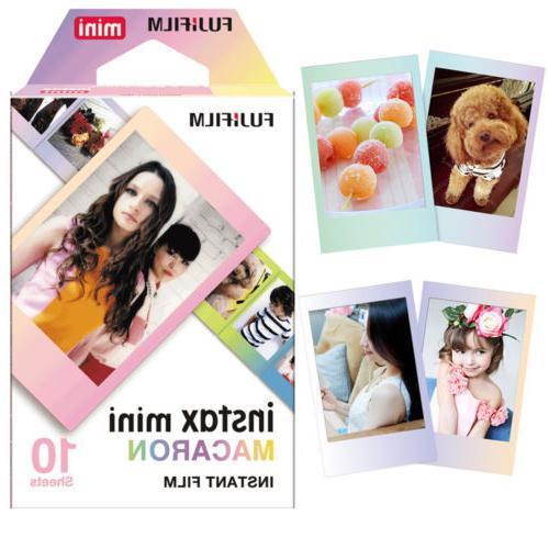 Fujifilm Instax Film Fuji Instant 8 Papers 300 Camera