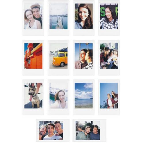Fujifilm Instax Fuji Instant Papers Sheets For Polaroid 300