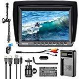 Neewer F100 7-inch 1280x800 IPS Screen Camera Field Monitor
