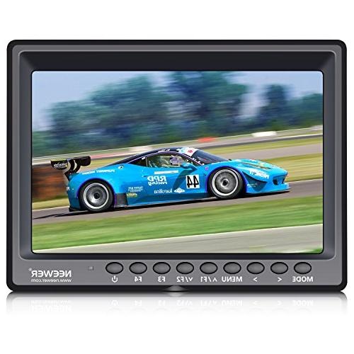 Neewer F100 7-inch IPS Monitor 4k HDMI Video II A6500 Canon and More