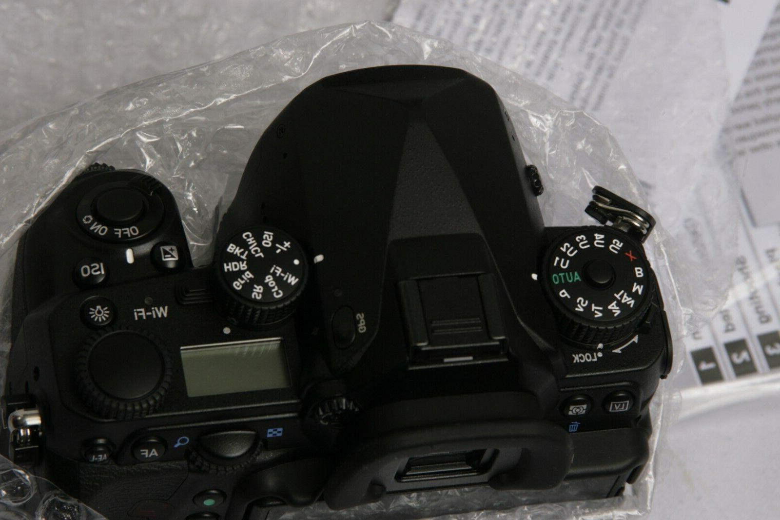 PENTAX K-1 II 36.4 Digital -