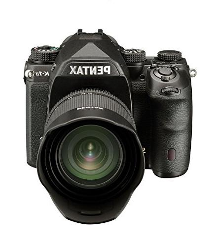 Pentax Mark 36MP w/ D-FA WR Lens Black