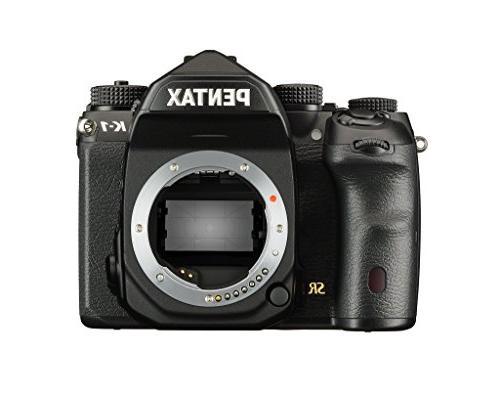 Pentax K-1 Digital Camera Body - Black